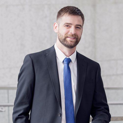 Colin Saganski, Student-at-Law